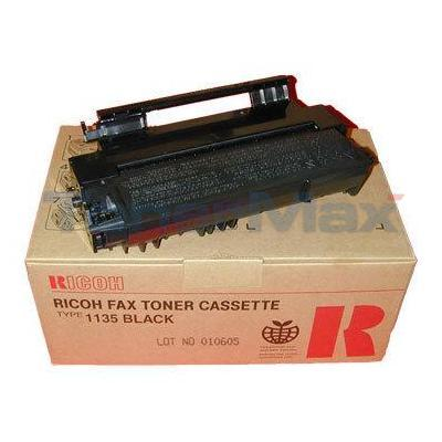 RICOH TYPE 1135 AIO FAX TONER CASSETTE BLACK
